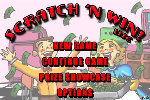 Screenshot Scratch 'n Win! Lite